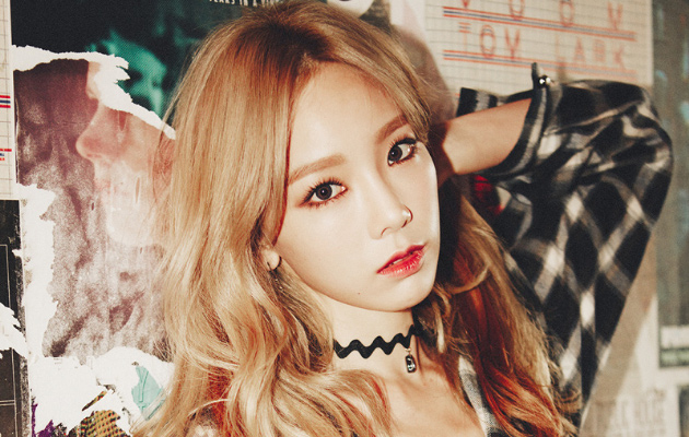 Lirik Lagu Love, That One Word ~ Taeyeon