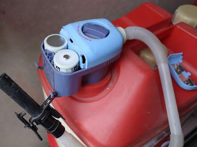 EBL 単1形 充電式ニッケル水素電池 2個入 電池保管ケース付き(容量10000mAh、約1200回使用可能) 単一充電池