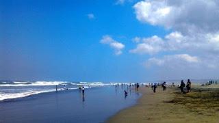 Wisata Tasikmalaya Pantai Cipatujah