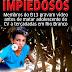 Membros do B13 gravam vídeo antes de matar adolescente do CV a terçadadas em Rio Branco
