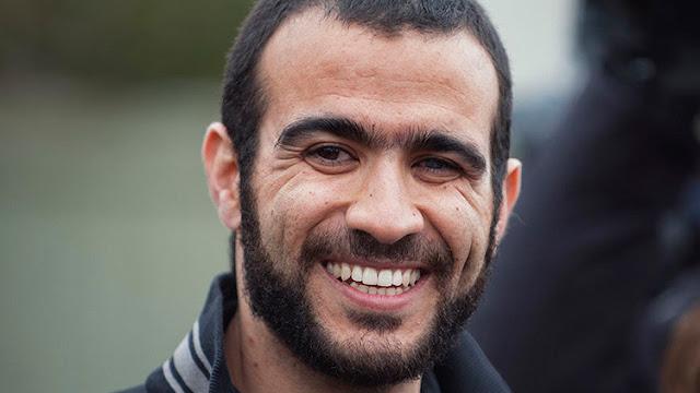 El preso más joven de Guantánamo recibirá 8 millones de dólares del Gobierno de Canadá