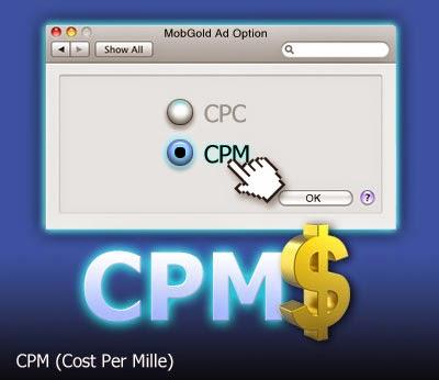 List CPM Terbaik, Penghasilan Blogging Non-Adsense