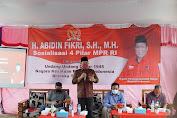 Abidin Fikri: Gotong Royong Untuk Tangani Pandemi