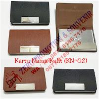 Kotak kartu nama KN-02, Tempat kartu nama, bussines card holder