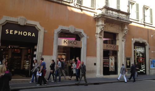 Comprar pergumes na loja Sephora em Roma db6a8e2ebe62