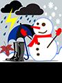 Otoño - lluvia -invierno