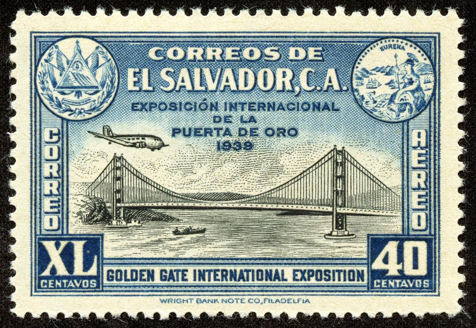 Big Blue 1840 1940 El Salvador