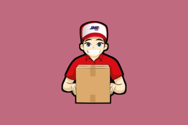 Pengiriman Paket Anda via JNE Lama