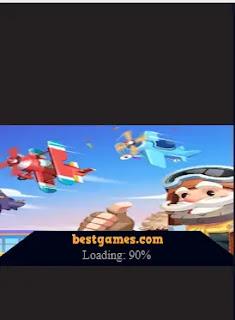 لعبة قيادة ودمج الطائرة (Merge Plane) أون لاين وبتقنية الويب جيلي
