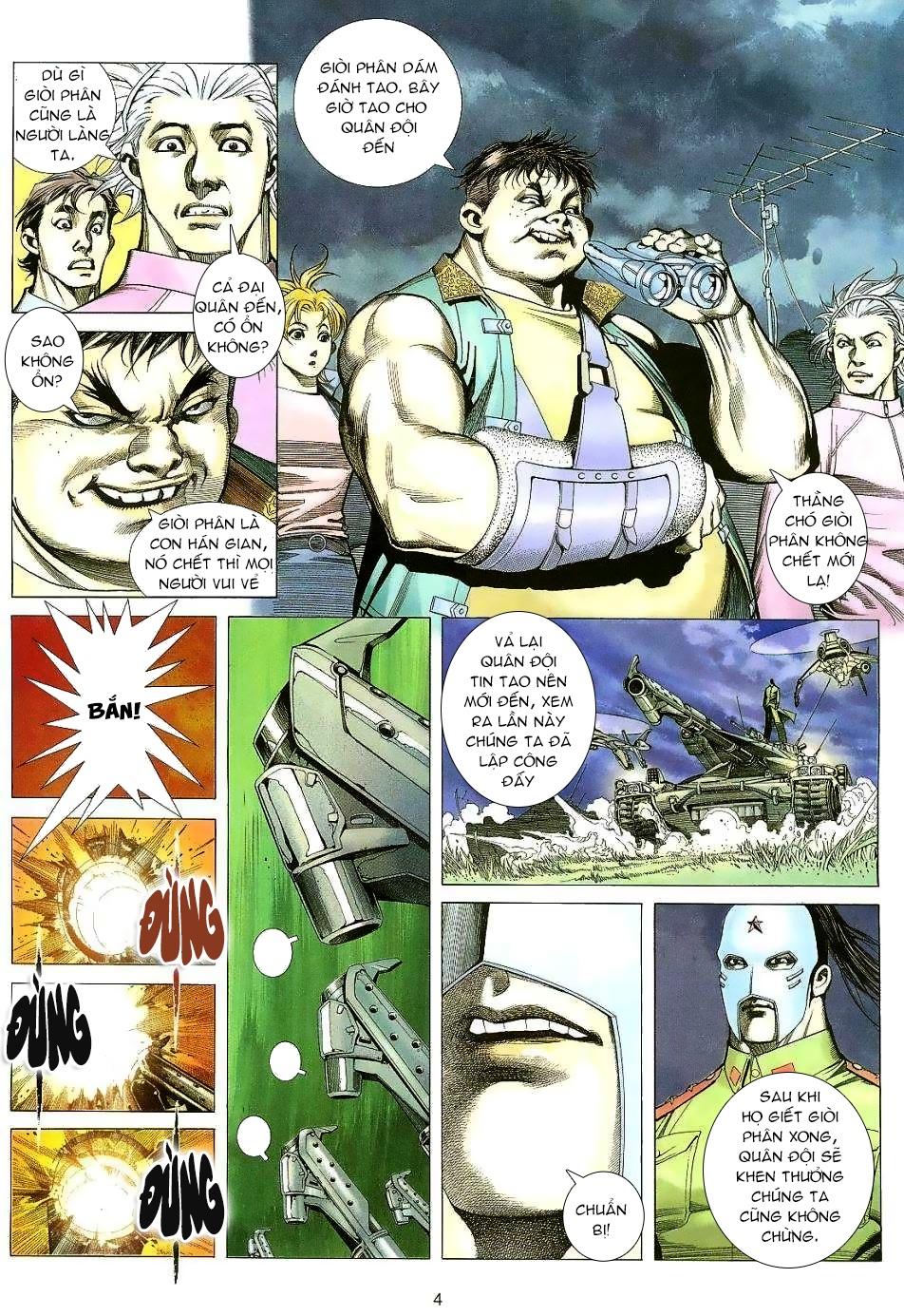 Xích Trụ Phạn Đường chap 10 - Trang 4
