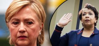 Clinton Foundation Loretta Lynch Justice Department Rejects FBI Probe