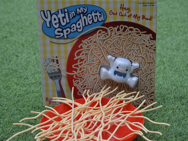 Yeti In My Spaghetti | Review