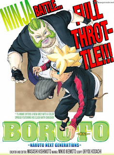 Update! Read Boruto Manga Chapter 14 Full English