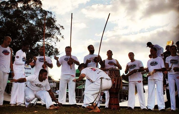 Morro do Chapéu reconhece caráter educacional da Capoeira
