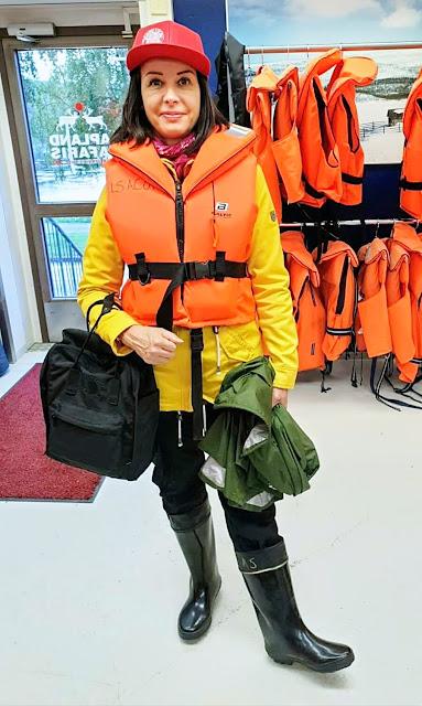 Mistä saan lisää vaatetta kun lähden retkelle Rovaniemellä