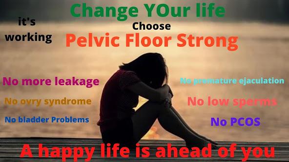 pelvic floor exercise mennual
