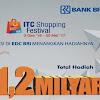 Closing Ceremony ITC Shopping Festival 2016, Bagikan Hadiah hingga 1,2 Milyar Rupiah!