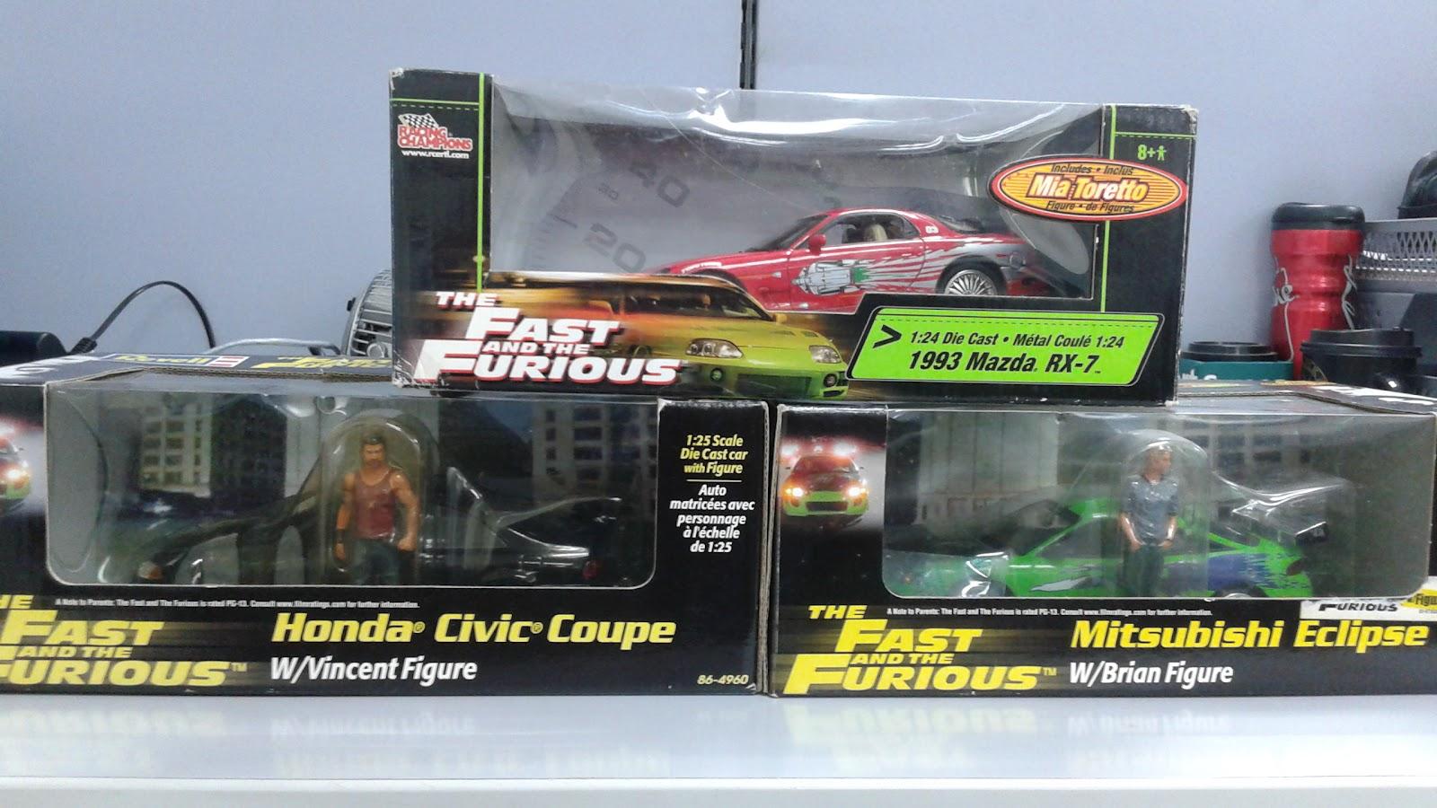 on Fast And Furious Car Honda Civic
