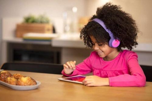 Kinder koptelefoon draadloos bluetooth Philips