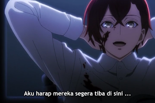 Bungou to Alchemist: Shinpan no Haguruma Episode 08 Subtitle Indonesia