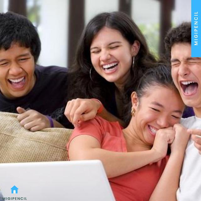 Cara Menjadi Bahagia Setiap Hari Dengan Tertawa