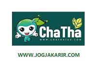 Lowongan Kerja Sleman Admin di ChaTha Tea Group