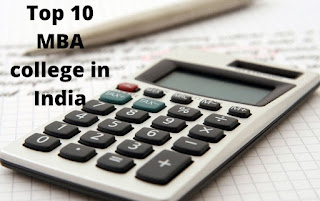 top 10 mba college in india