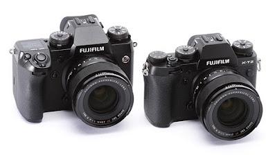 Fujifilm X-H1 Mirrorless Digital Camera Firmware Full Driversをダウンロード