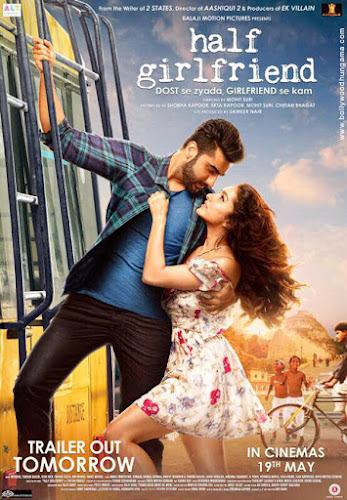 Half Girlfriend (2017) Movie Poster