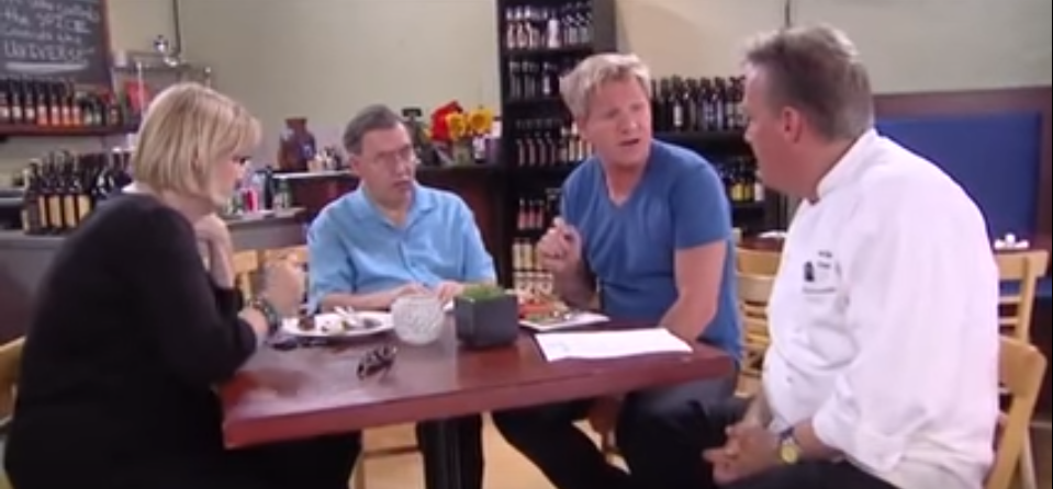 Kitchen Nightmares Updates: Kitchen Nightmares - Burger Kitchen Update