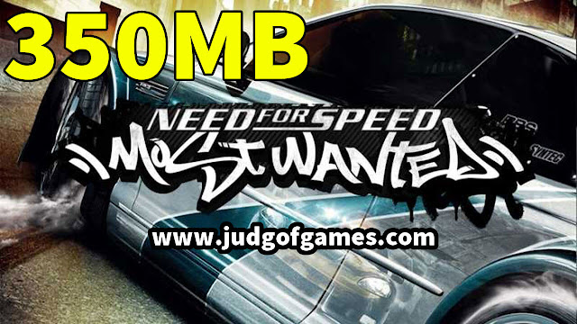 nfs most wanted 2005 download size