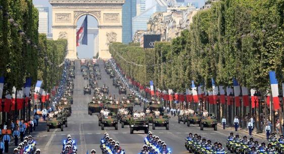 افضل الاماكن السياحية في فرنسا