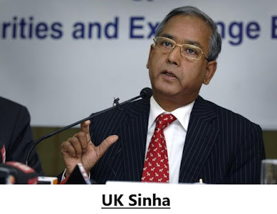 RBI to set up a committee on MSME under the chairmanship of Ex SEBI Chief 'UK Sinha'