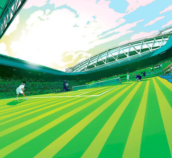Comentarios de tenis por Twitter - Official Website - BenjaminMadeira