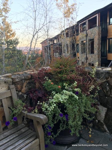 exterior of The Allison Inn & Spa in Newberg, Oregon