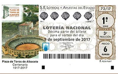 loteria nacional del sabado 9 de septiembre de 2017
