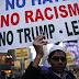 'ٹرمپ کی وجہ سے نفرت میں اضافہ : ہراسانی کے نو سے زائد واقعات
