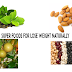 How to lose weight fast naturally using superfoods?