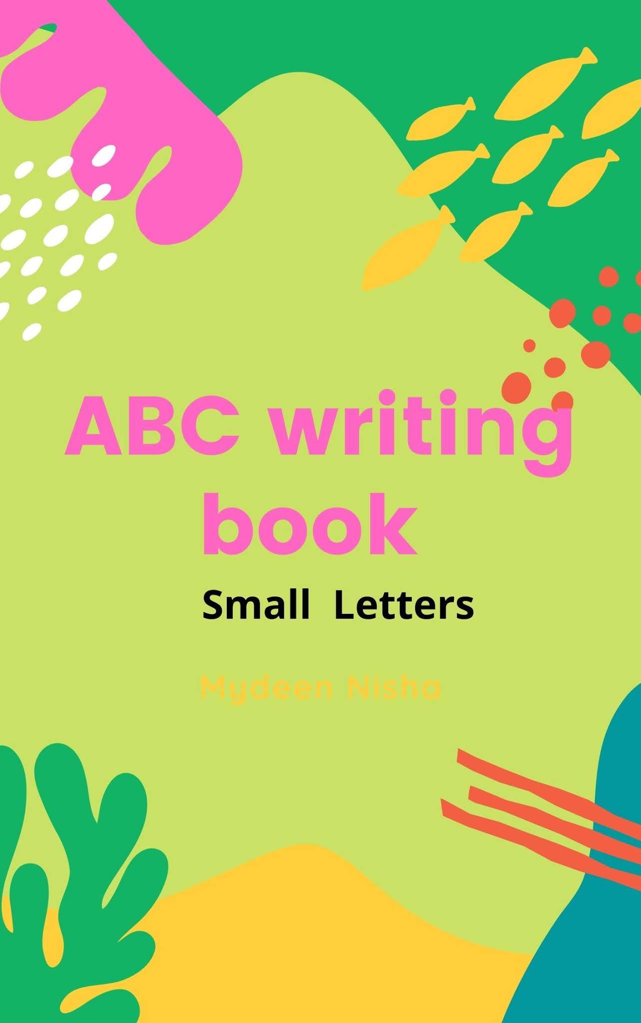 ABC writing practice book pdf free download   MomInnovators
