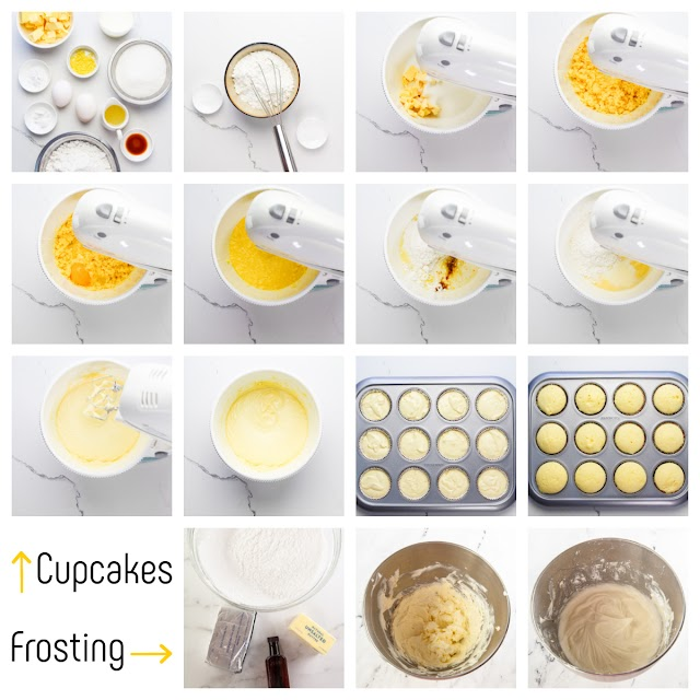 baking process photo