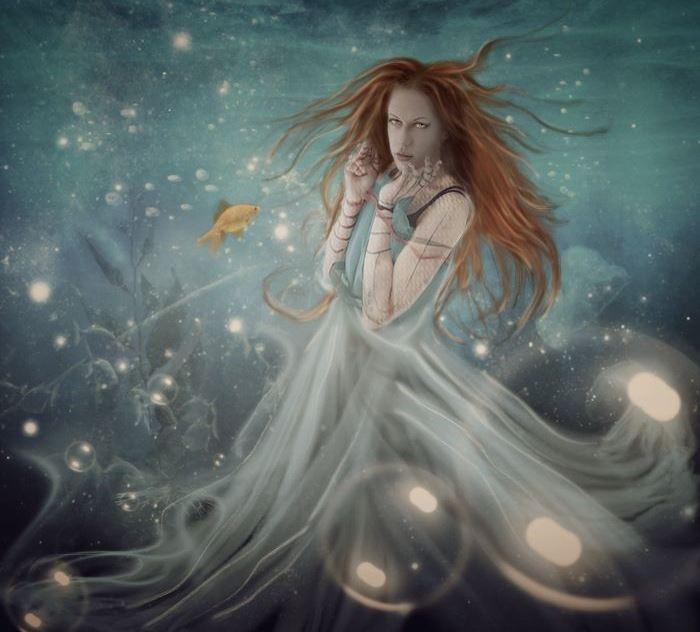 Mitologia Grega: Dóris a Oceânides