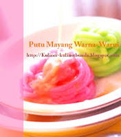 Resep Putu Mayang Warna – Warni
