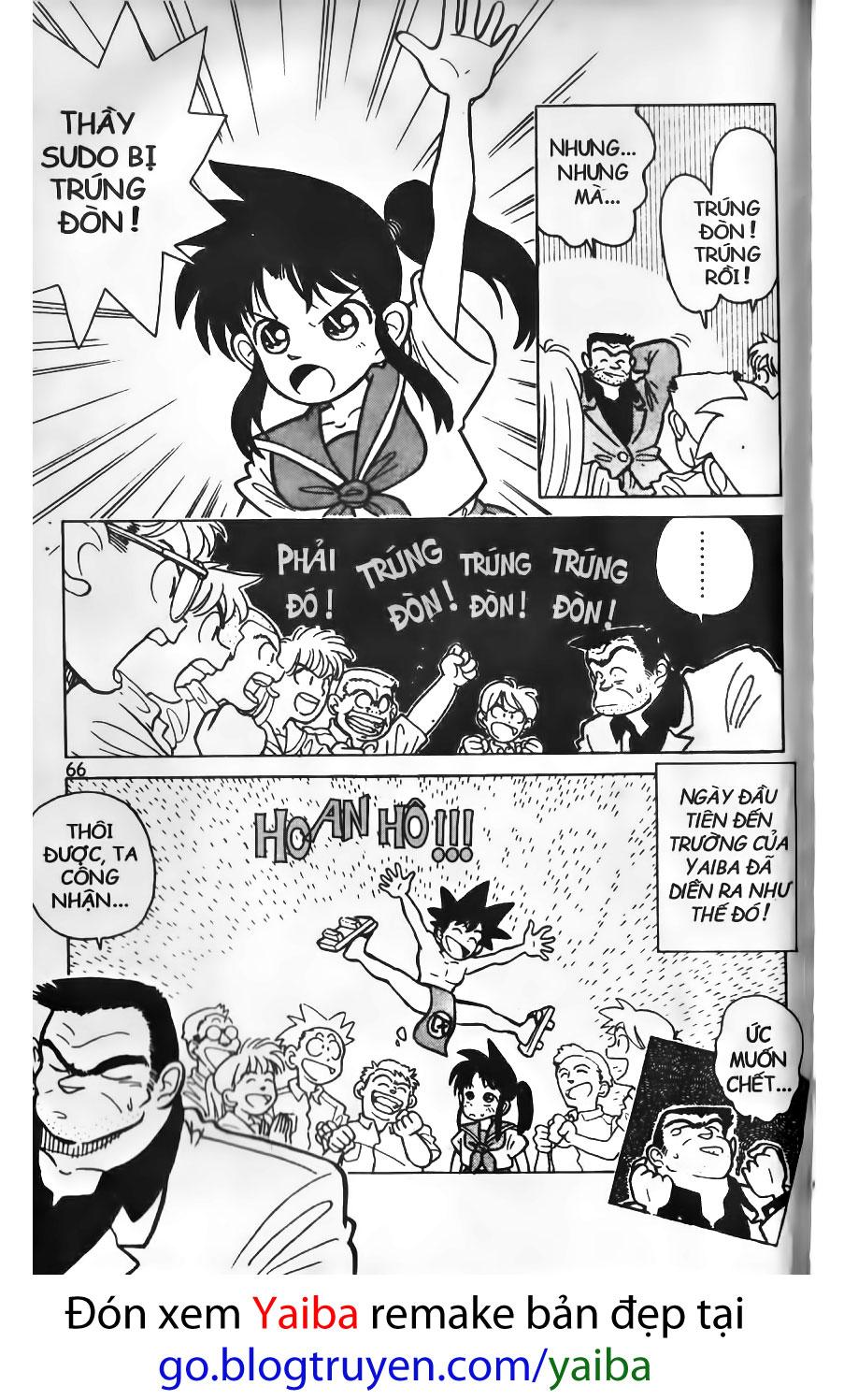 Yaiba chap 3 trang 21