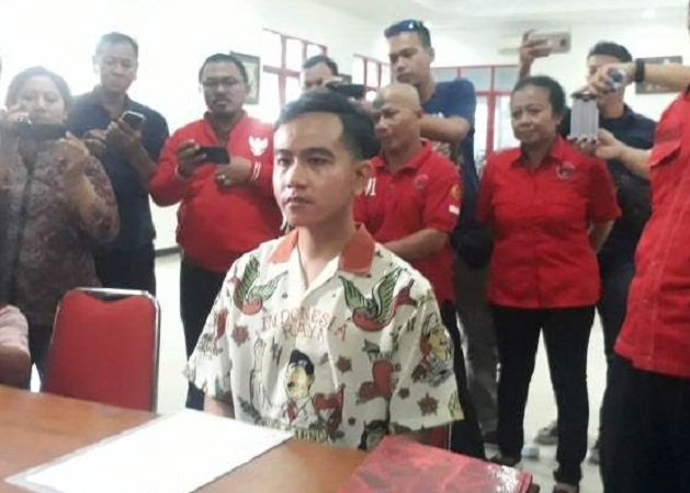 DPD PDIP Central Java Open Opportunities for Gibran Towards the 2020 Solo Election