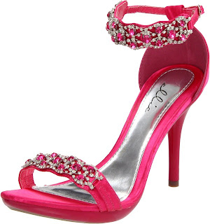 pink prom shoes for women with high heels 2013 - 2014