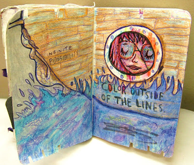 """""""Color Outside the Lines""""Pt. 1"""