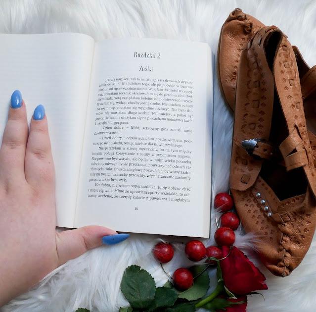 """Fragment książki """"Gorący Śnieg"""" - Motylewnosie.pl"""