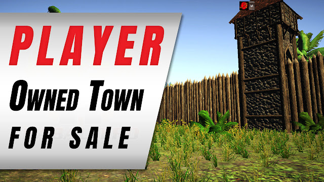 Town For Sale! Own a Town in Shroud of the Avatar! Become a Governor!