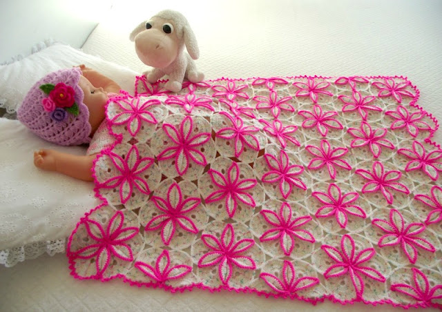 Liliacraftparty Why Princessa Baby Crochet Blanket Is So Popular