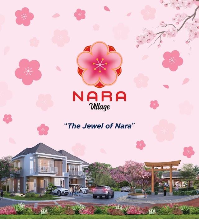 Nara Village Phase 2, The Jewel of Nara at Gading Serpong